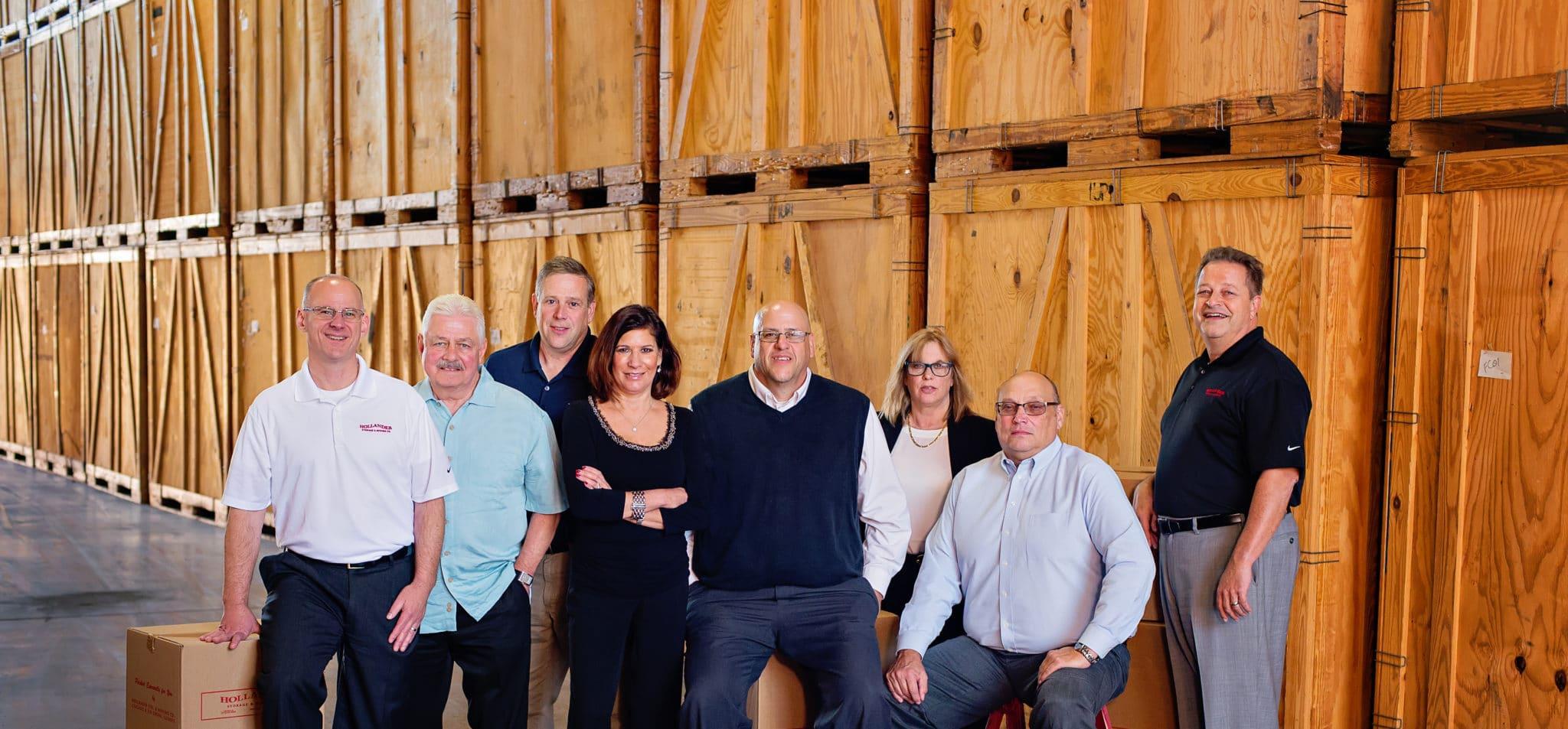 The Hollander Sales Team