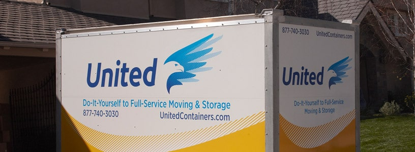 United Portable Storage Unit