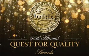 United Van Lines Wins Quest for Quality Award