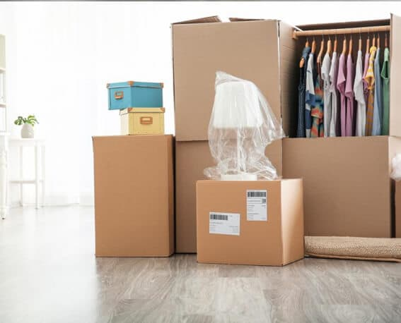 packing for a move tips